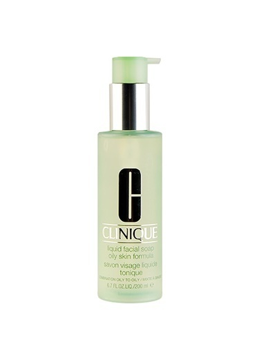 Liquid Facial Soap Sivi Yüz Sabunu Yağli Cilt Formülü-Clinique